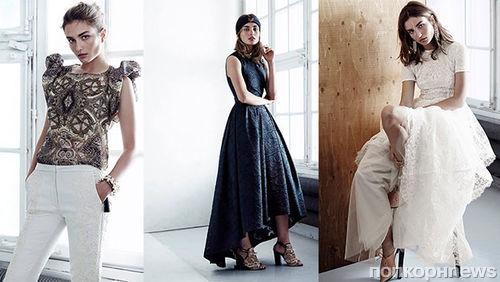Лукбук коллекции H&M Conscious Exclusive