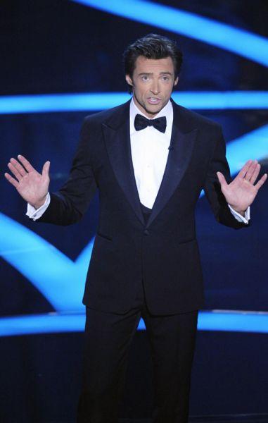 Хью Джекман - лучший ведущий Оскара