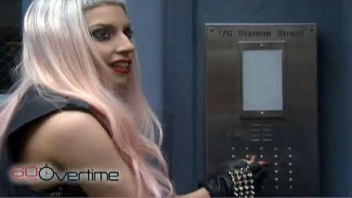 Lady Gaga �� ������� � ��������