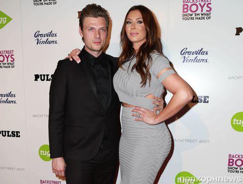Солист  Backstreet Boys Ник Картер готовится стать отцом
