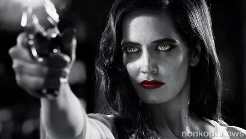 """Второй тизер-трейлер фильма """"Город грехов 2: Женщина, ради которой стоит убивать"""""""