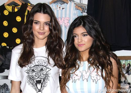 ������ ������� ����������� ���� ��������� Kendall & Kylie