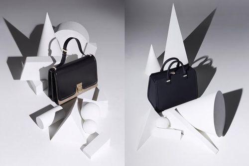 Первый взгляд на коллекцию сумок от Виктории Бэкхем