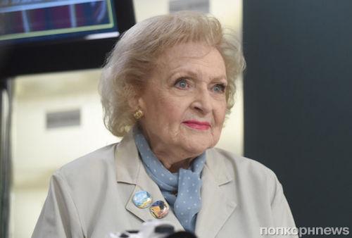 Бетти Уайт вернется в финальном сезоне сериала «Кости»