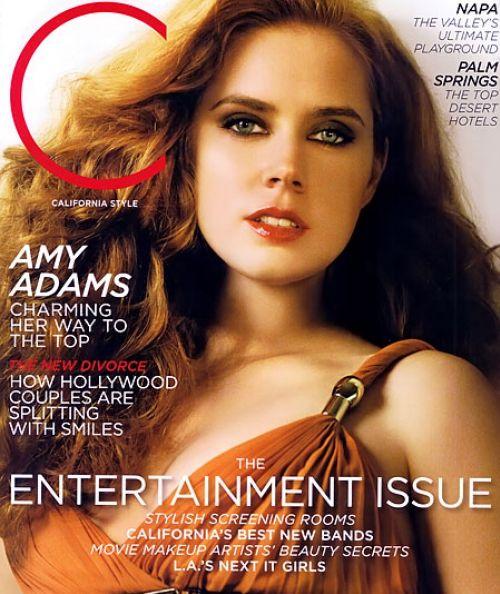 Эми Адамс в журале California Style. Январь-Февраль 2009