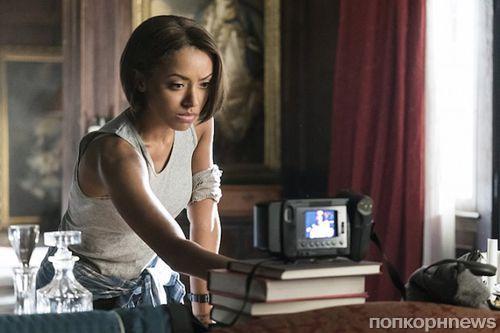 7 сезон «Дневников вампира» - спойлеры: у Бонни - роман с одним из ключевых персонажей!
