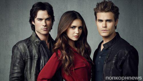 Официально: «Дневники вампира» не продлят на 9 сезон