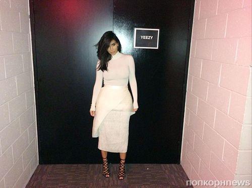 Ким Кардашян мечтает сняться в «Аббатстве Даунтон»