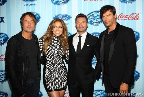 Дженнифер Лопес и Кит Урбан вернутся в  American Idol