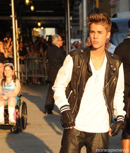Джастину Биберу не позволили выступить на Таймс-сквер