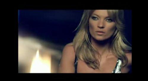 Видео: Кейт Мосс в рекламе духов Velvet Hour