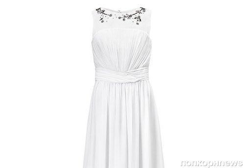 Свадебное платье от H&M