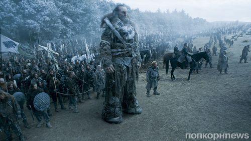 Сцену битвы для 8 сезона «Игры престолов» снимали 55 дней без перерыва