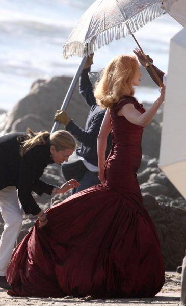 Николь Кидман в фотосессии для Vogue