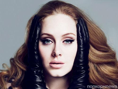 Новый сингл Адель установил мировой рекорд