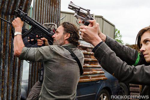 AMC показал трейлер второй половины 8 сезона «Ходячих мертвецов»