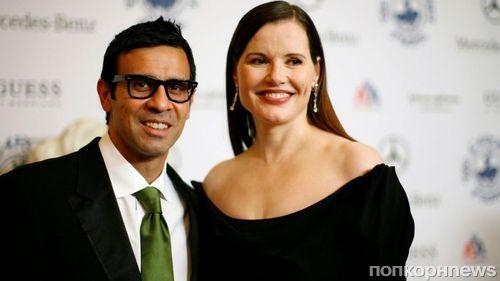 Джина Дэвис разводится с мужем после 16 лет брака