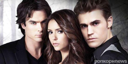 Нина Добрев попрощалась с фанатами «Дневников вампира» после завершения съемок 8 сезона