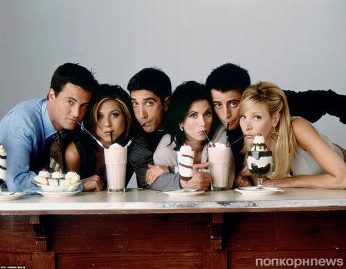 «Друзья» стали лучшим сериалом всех времен