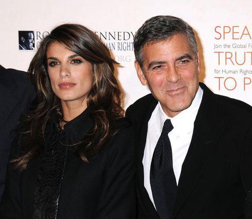 Родители Элизабетты Каналис о ее разрыве с Джорджем Клуни