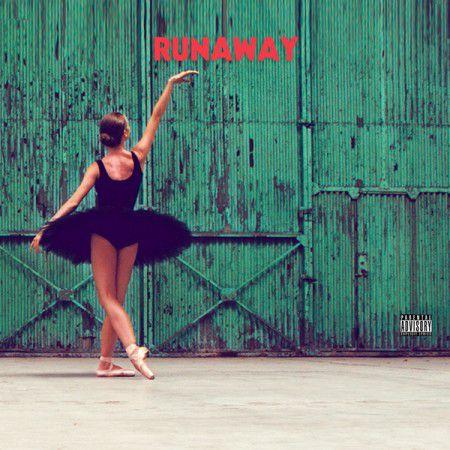 Клип Кани Веста  - Runaway Feat. Pusha T (полная версия)