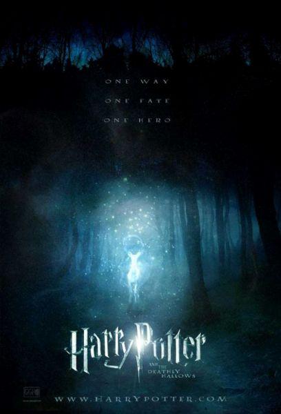Видео: тизер фильма «Гарри Поттер и Дары Смерти: Часть первая»