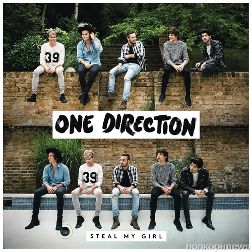 Новый клип One Direction - Steal My Girl