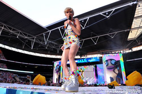 Звезды на Summertime Ball