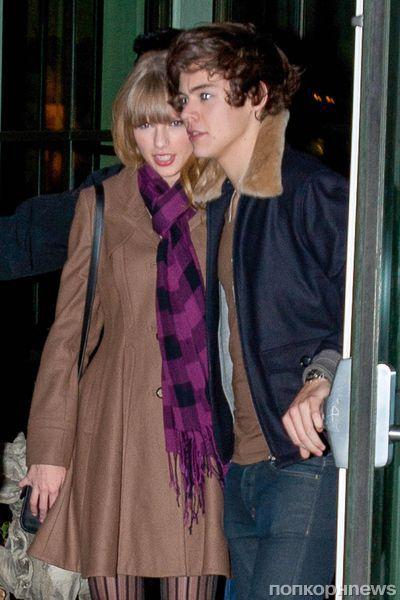 Тейлор Свифт купила Гарри Стайлсу подарок за 80 000 долларов