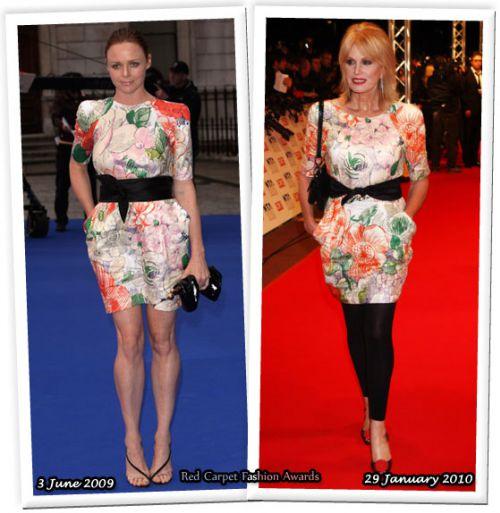 Fashion battle: Стелла МакКартни и Джоана Ламли