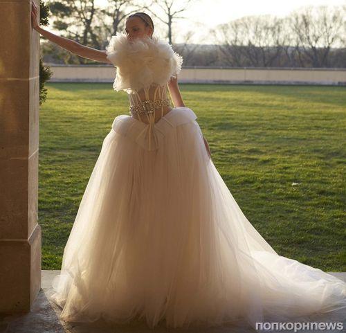 Vera Wang представила новую коллекцию свадебных платьев. Весна / лето 2017
