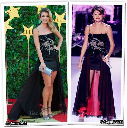 Fashion Battle: Наташа Яровенко и Селина Гомес
