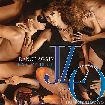 "Промо-фото к новому синглу Дженнифер Лопес - ""Dance Again"""