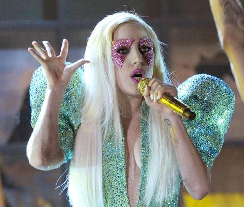Lady GaGa бросили вызов