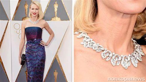 Крупным планом: маникюр и украшения звезд с красной дорожки «Оскара»-2016