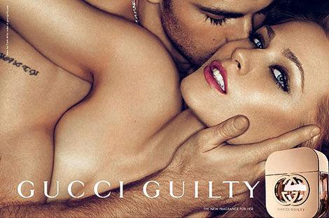 Рекламный промо-ролик туалетной воды Gucci Guilty