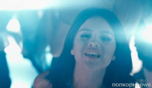 Новый клип Селины Гомес на песню Hit The Lights