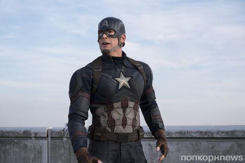 Крис Эванс передумал прощаться с ролью Капитана Америки