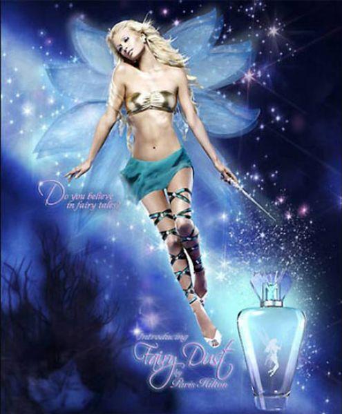 Новый аромат от Пэрис Хилтон Fairy Dust