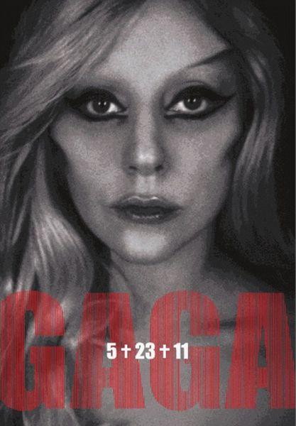 Промо-фото Lady Gaga к альбому «Born This Way»