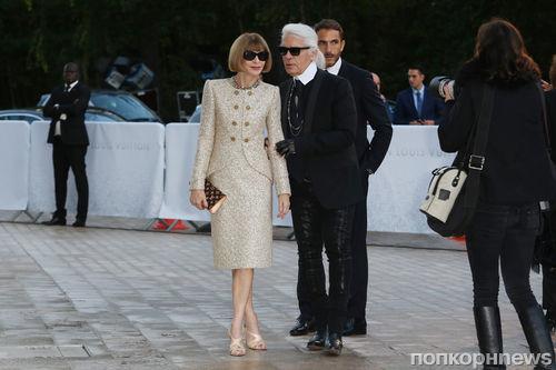 Звезды на званом вечере Louis Vuitton Fondation