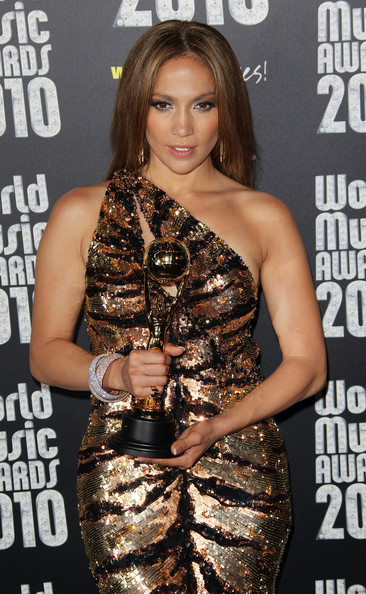 Звезды на World Music Awards 2010