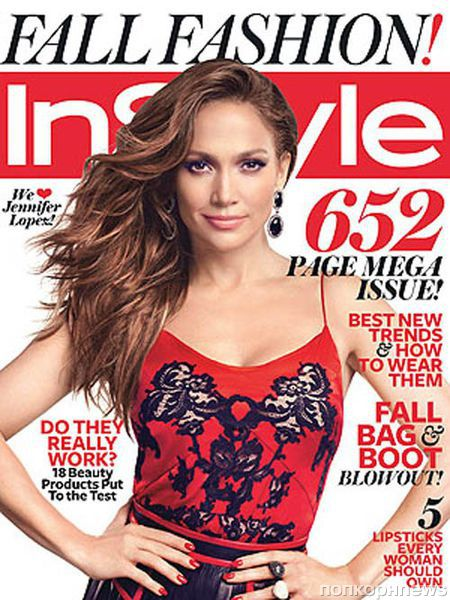 ��������� ����� � ������� InStyle. �������� 2012