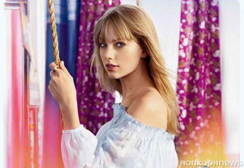 Тейлор Свифт в рекламе своего парфюма