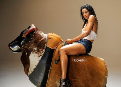 Новый клип от Сиары и Ludacris - Ride