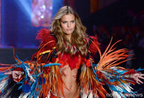 Российская модель Катя Григорьева стала  «ангелом» Victoria's Secret