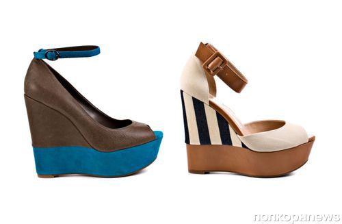 Новая коллекция обуви от Джессики Симпсон. Весна 2012