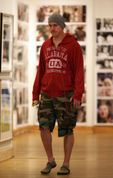 Странная обувь Ченнинга Тэйтума
