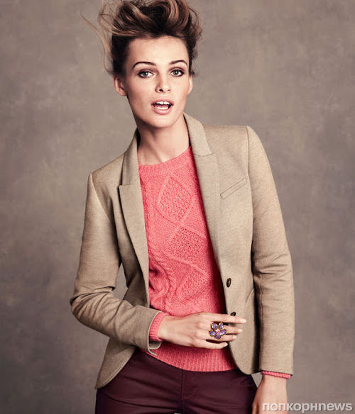 Лукбук новой коллекции H&M. Август 2012