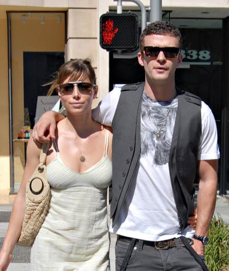 Джастин Тимберлейк и Джессика Бил официально расстались